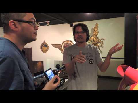 A Tour of Thailand's Film Archive DSCN0062