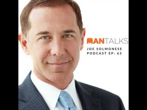 Joe Solmonese is a fighter. Just ask President Obama - ManTalks Podcast #63