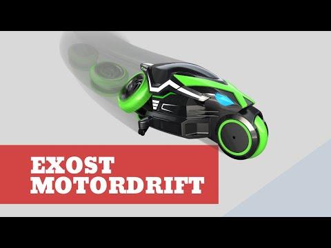 Radiostyrd motorcykel Exost Motordrift