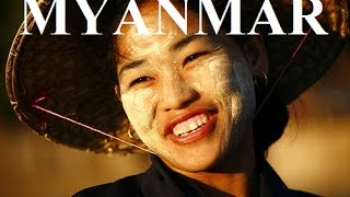 Myanmar Yangon Streetlife   Part 3 HD
