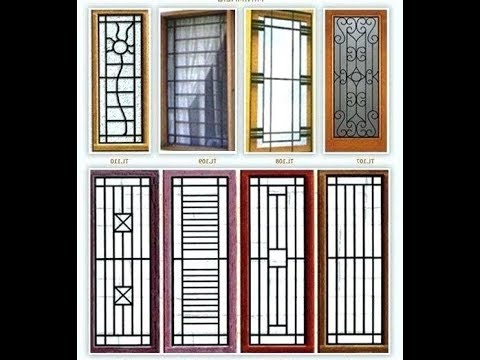 New Window Iron Design 2019 Iron And Steel Window Simple And Fancy Design For All Country Youtube