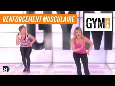 Cours gym : rent musculaire 29 : Affiner ses cuisses