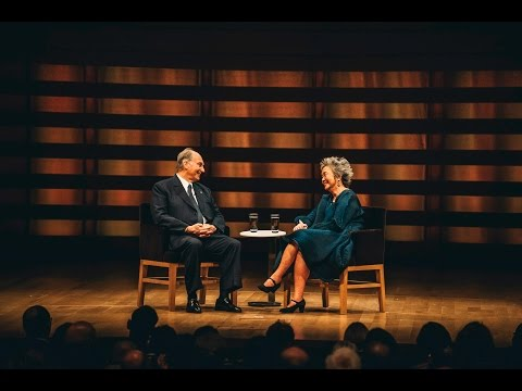 Adrienne Clarkson Prize for Global Citizenship: HH the Aga Khan