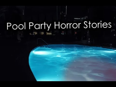 3 Disturbing True Pool Party Horror Stories