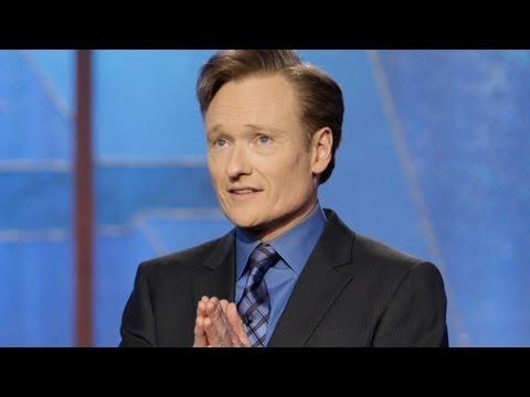 Top 10 Conan O'Brien Recurring Bits