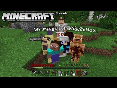 Ethan Gamer Fans Minecraft World 2.0!!