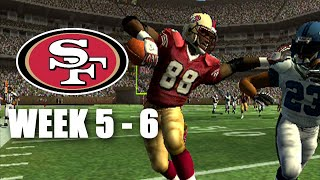 THIS TEAM IS NOT THE SAME - MADDEN 2008 49ERS FRANCHISE - s8w5 - 6
