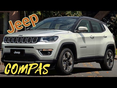 Jeep Compas 2019 2.4 150л.с. (Джип Компас 2019г)
