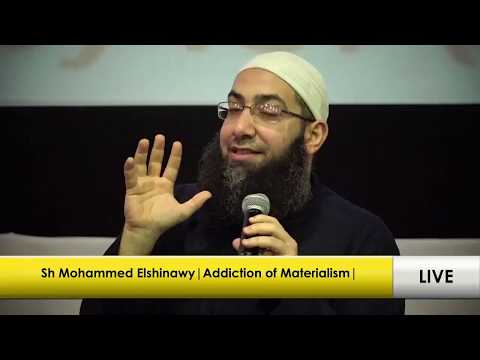 Addiction of Materialism | Sh ...