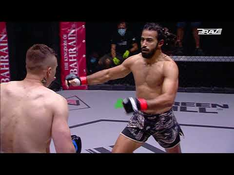 BRAVE CF 52 Finishes | BEST MMA FINISHES