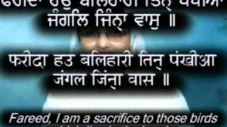 """Salok Sheikh Farid Ji"" 2/2 Hindi/Punjabi Captions & Translation"