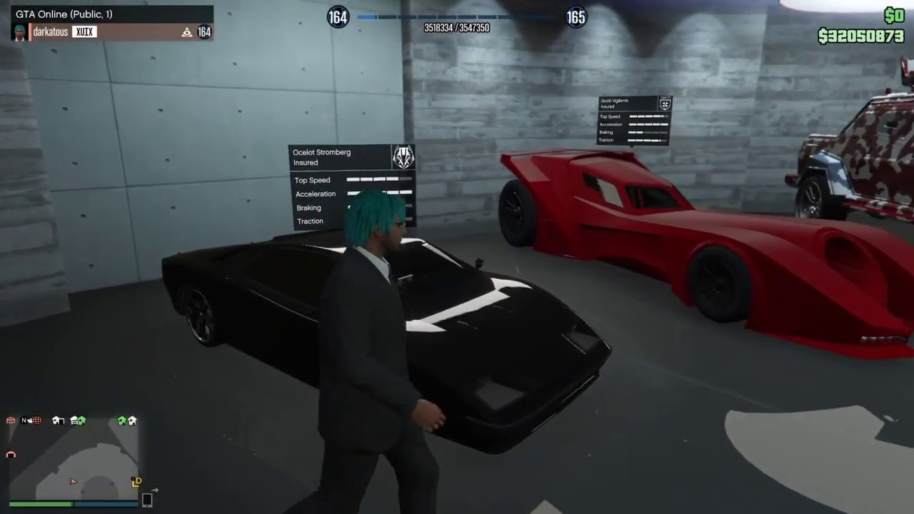 best gta 5 vehicle warehouse