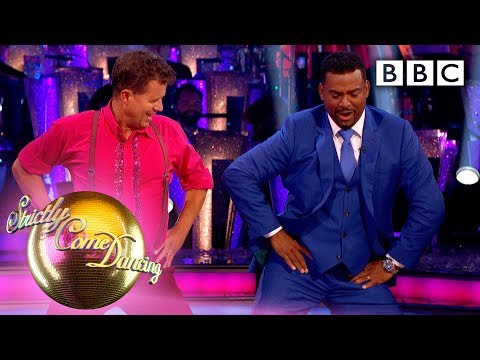 How Alfonso Ribeiro's Carlton Dance rocked Strictly!  - Week 5 | BBC Strictly 2019