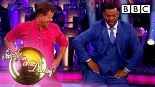 Alfonso Ribeiro shows Strictly how Carlton does it! - Week 5 | BBC Strictly 2019