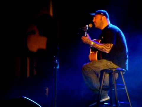 Aaron Lewis (Staind) Borgata - Music Box - Atlantic City 14/2/09 'Reality'