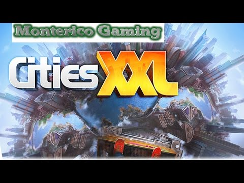 Cities XXL Gameplay Part 4 - Must have Mods for starters - Camera adjustment and Trade Mod