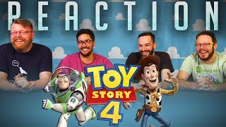 Toy Story 4   Big Game Ad REACTION!!