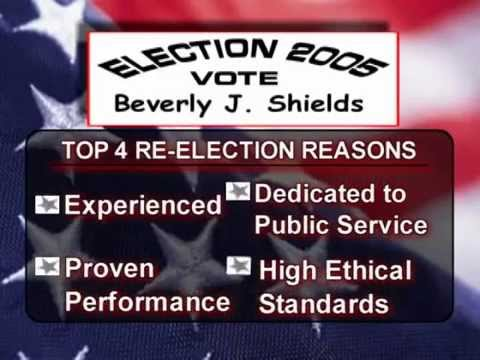 SHIELDS FOR DELAWARE CTY TREASURER & TNT GOLF TV SPOT 2005