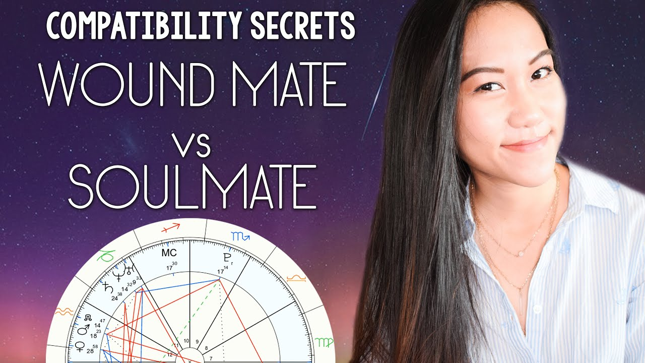 ASTROLOGY COMPATIBILITY SECRETS 02 || Wound-mate or Soulmate 💔❤