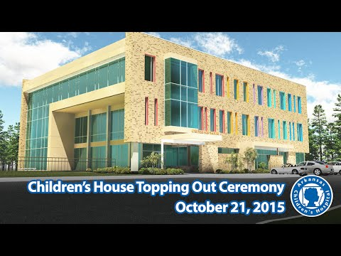 "Children's House ""Topping Out"" Ceremony"