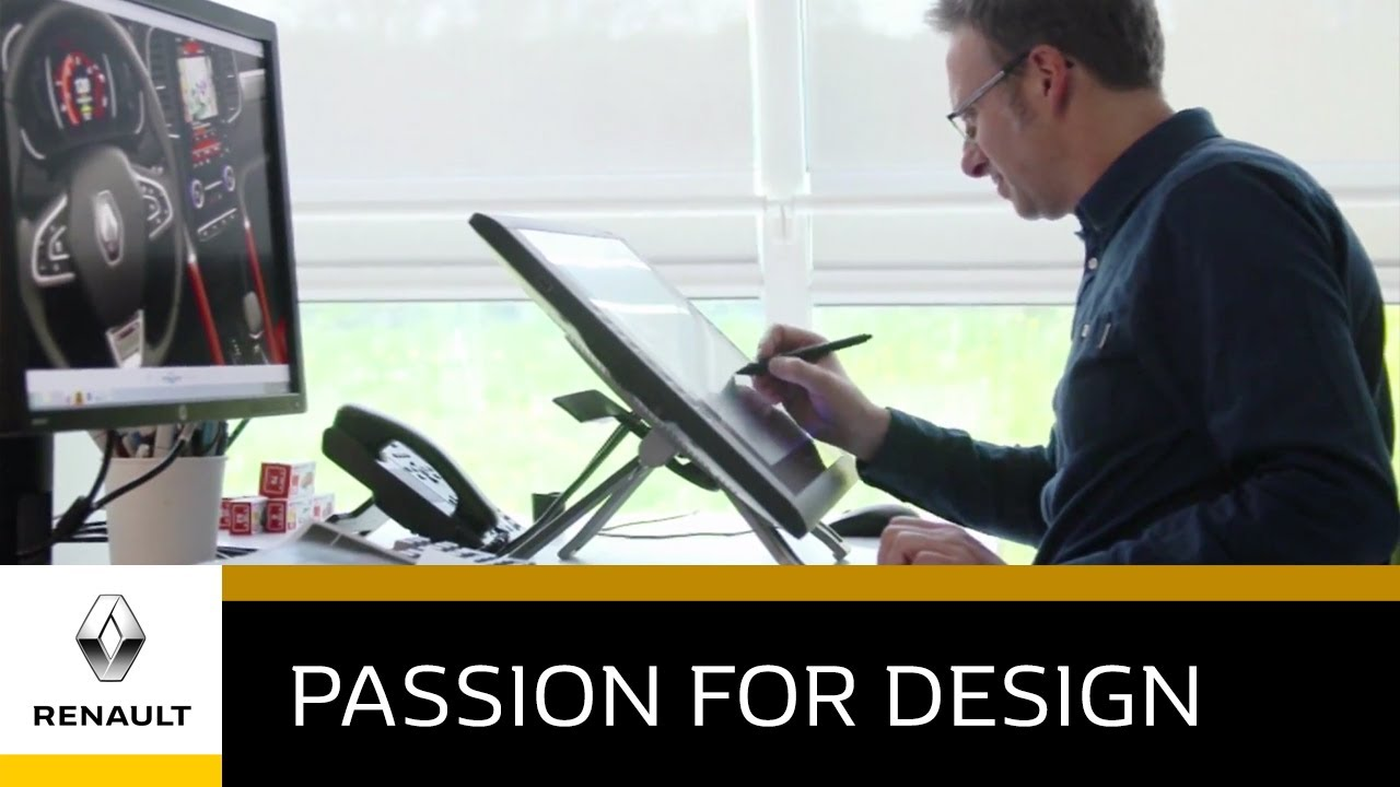 RENAULT. PASSION FOR DESIGN & INNOVATION 2017
