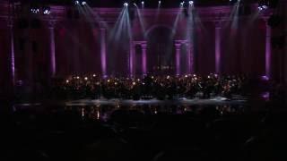 Фестиваль музыки и света. Российский национальный оркестр.