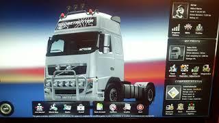как поменять язык в игре Euro Truck Simulator 2