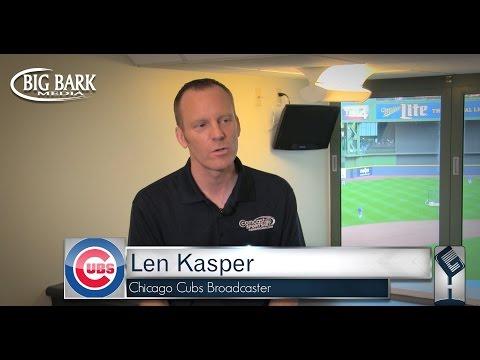 Len Kasper Interview from Greg Hofer Media
