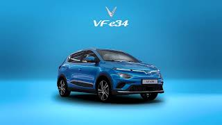 [Official TVC] VF e34 - Xe ô tô điện thông minh đầu tiên của Việt Nam