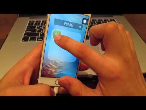 Как на айфоне посмотреть скрытые приложения