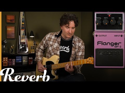 1983 boss bf-2 flanger: andy's vintage picks | reverb tone report