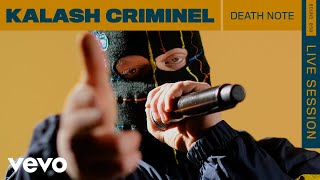 Смотреть клип Kalash Criminel - Death Note