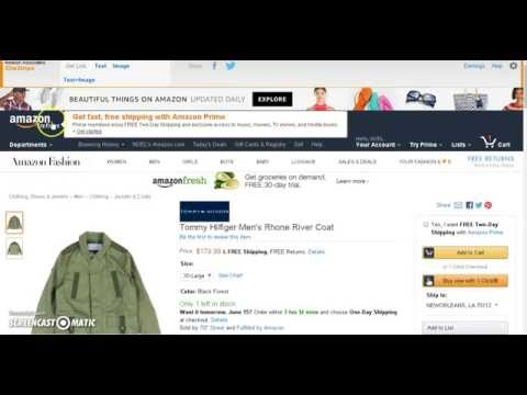 Amazon FBA, Shopify, Name Brand Men's Apparel Wholesale That Can't be BEAT 2016