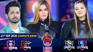 Game Show Aisay Chalay Ga League Season 3 | 21st September 2020 | Complete Show