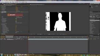 замена заднего фона в видео подробно.Adobe premiere pro