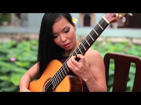 Thu Le Plays Loi Lo - Traditional Vietnamese song ( Arr by Hai Thoai)