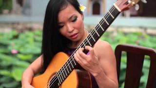 Thu Le Plays Loi Lo - Traditional Vietnamese song ( Arr by Hai Thoai)