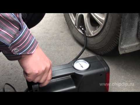 Coido 3326 Car Compressor
