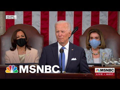 President Biden Offers Optimistic Assessment Of America's Place In The World   Morning Joe   MSNBC