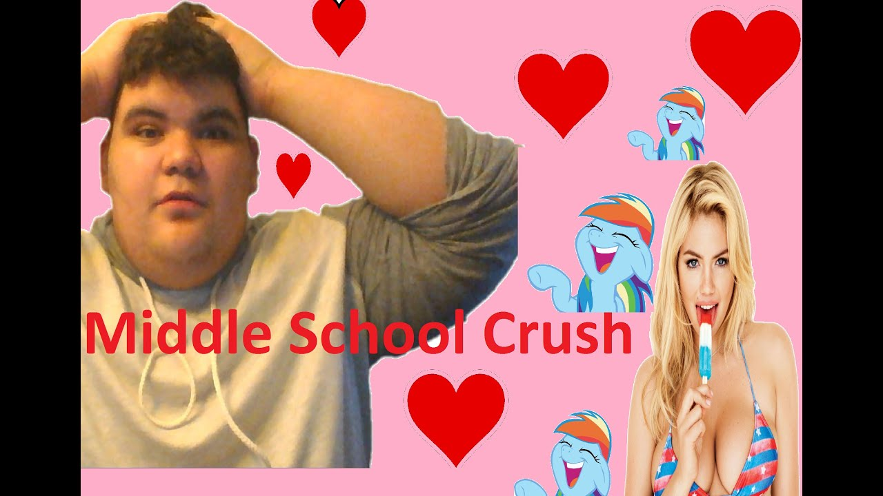 how to get over your crush in middle school