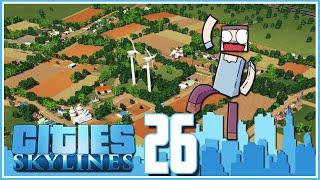 Cities Skylines - Ep.26 : Farms!