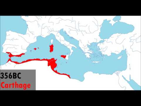 Rise and Fall of the Carthaginian Empire