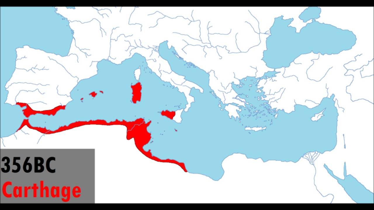 the phoenician empire