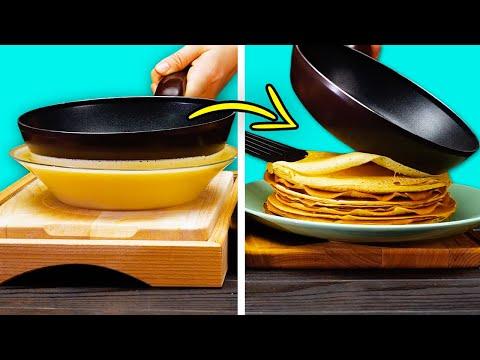 Супер-лайфхаки: ЛЕГКИЕ РЕЦЕПТЫ ОТ ЛУЧШИХ ШЕФ-ПОВАРОВ || Простые и быстрые идеи для кухни