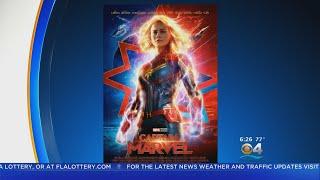 Trending: Marvel Releases New Captain Marvel Poster