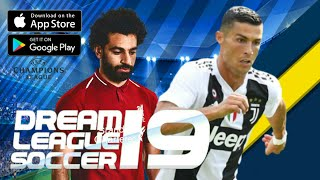 DOWNLOAD DREAM LEAGUE SOCCER 2019 MOD UEFA CHAMPIONS LEAGUE - UNLIMITED MONEY & ALL PLAYERS UNLOCKED