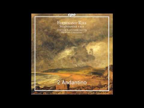 Ries  Symphony No.4