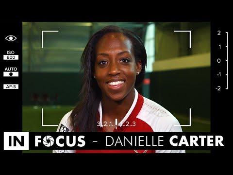 In Focus: Danielle Carter  Arsenal Women