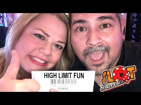 ★ HIGH LIMIT SLOTS ★ $10 SPIN BONUS & GROUP PLAY ☞ Slot Traveler