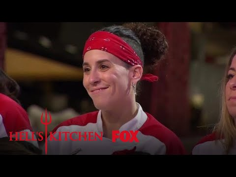 The Red & Blue Team Play A Game Of Chance | Season 17 Ep. 4 | HELL'S KITCHEN: ALL STARS
